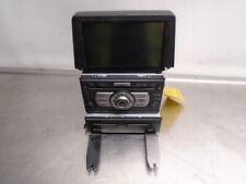NISSAN QASHQAI MPV Radio CD (inc sat nav) 2007: 41977