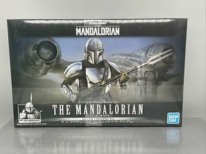 BANDAI Star Wars: The Mandalorian Beskar Armor SILVER COATING VARIANT1:12 NIB