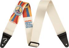 Fender Woodstock Strap, Peace