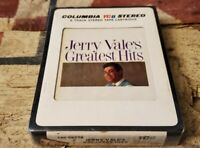 """Jerry Vale's Greatest Hits 8-Track Tape """"Pretend You Don't See Her"""" NOS Sealed"""