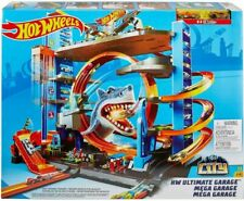 Hot Wheels City Ultimate Garage Play Set (FTB69)