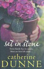 Like New, Womens Fiction Eason BOGOF: Set in Stone: 1, Dunne, Catherine, Paperba
