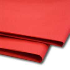 """100 Sheets Red Tissue Paper 20"""" x 30"""" 500mm x 750mm Acid Free"""