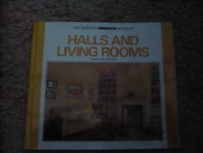 Creative Home Design: Halls and Living Rooms by Nonie Niesewand