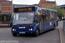 Rotala Group - Diamond MX58KZG Kidderminster 2013 Bus Photo