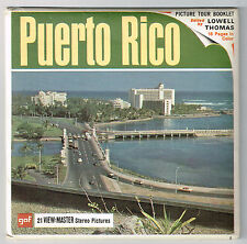 View-Master Pack - B 039 G1 - PUERTO RICO | Buy 3 or More For Free Shipping