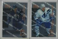 1996-97 Select Certified Edition 2 Card RC Rookie Lot Berezin & Grier