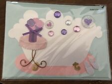 "NIP Papyrus Happy Mothers Day Card $8.95 Mother's New ""Unique Bubble Bath"""