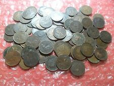 More details for bulk lot of 1860 to 1894 victoria farthings - over 75 coins.