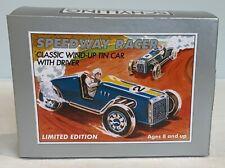 Schylling Speedway Racer Classic Clockwork Toy Car