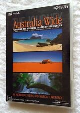 THE JOURNEY AUSTRALIA WIDE (DVD) R-4, LIKE NEW, FREE SHIPPING WITHIN AUSTRALIA