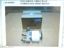Genuine Brake Master Cylinder for Ssangyong ISTANA(MB100) +Non ABS  #6614303601