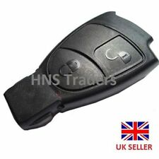 For MERCEDES BENZ SMART KEY *FOB REMOTE 2 BUTTON SHELL CASE C E REPAIR +logo A40