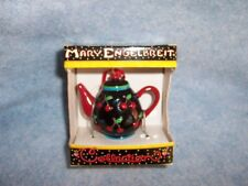 Mary Engelbreit Miniature Collection- Cherry Orchard