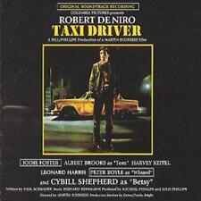 Bernard Herrmann Taxi Driver: Original Soundtrack Recording CD NEW