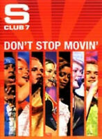 S CLUB 7 DON'T STOP MOVIN DVD Music Video Concert UK Release New Sealed R2