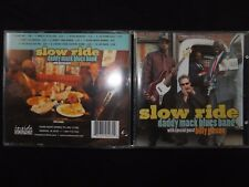 CD DADDY MACK BLUES BAND / SLOW RIDE /