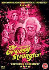 THE GREASY STRANGLER         BRAND NEW SEALED GENUINE UK  DVD