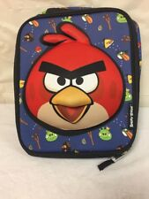 ANGRY BIRDS LUNCHBOX by Accessory Innovations Kids school food box take pack