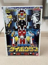 Power Rangers Operation Overdrive DriveMax Megazord GoGo Sentai Boukenger  Japan