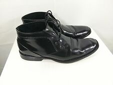 Calvin Klein Warden Men's Black Ankle Boot 10M