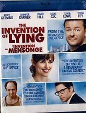 NEW BLU-RAY // THE INVENTION OF LYING --  JENNIFER GARNER, ROB LOWE,  TINA FEY