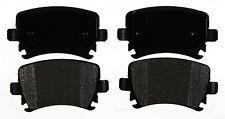 Disc Brake Pad Set-Semi Metallic Rear ACDelco Pro Brakes 17D1108M