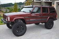 2000 Jeep Cherokee Sport Utility 4-Door Lift Kit 4x4 Low Miles