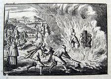 Guerre des camisards Catinat ravanel 1705 Nîmes complot du enfants de Dieu