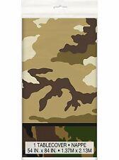 Camuffamento Militare copertura tavola (2.13m x 1.37m) - 48523