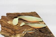 Balzer UV Booster Shad Hot Olive 6cm 10cm 13cm 17cm Gummifisch Zander Hecht NEW