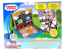 Thomas & Friends Magnetic Play-And-Learn Set Magnutto 77 Pc Sealed Free Shipping