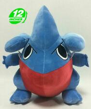 Gible | Fukamaru 12inch 30cm Pokemon Game Anime Stuffed Plush Toy Soft Poke Doll