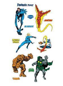 Fathead Fantastic Four Classic Marvel Comics Real Big Wall Decor New 96-96013