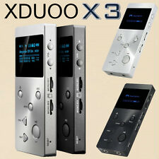 XDUOO X3 Lossless Music MP3 HIFI Player HD OLED Screen Support 256GB TF Card