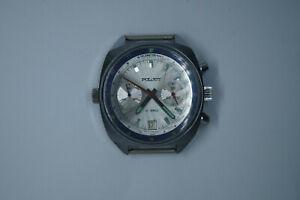 Vintage USSR  watch POLJOT  Chronograph, 3133 USSR serviced Z42