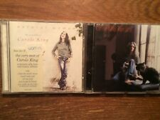 Carole King [2 CD Alben] Tapestry + Natural Woman ( Very best of )