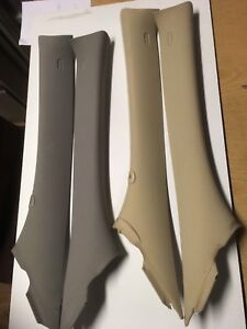Jaguar S Type A Post Interior Covers. Fits 99 To 08 Models.£15.00 EACH EXC CONDI