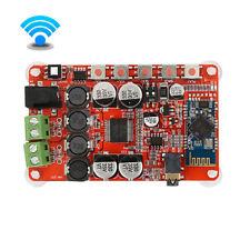Wireless TDA7492P AUX Audio Bluetooth Receiver Amplifier Board Remote Control