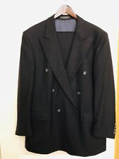 Ron 100% Pure Wool Men Suit 42R