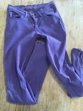 Ksubi Vintage 2004 Purple Jeans Size 6