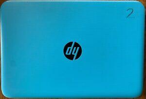 """HP Stream 11Y009TU 11.6"""" (32 GB, Intel Celeron, 1.60 GHz, 2 GB) Notebook - Aqua"""