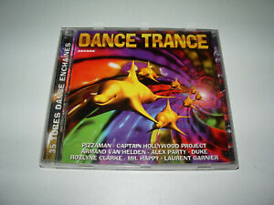 CD DANCE TRANCE COMPILATION ARCADE 37 TITRES 1995