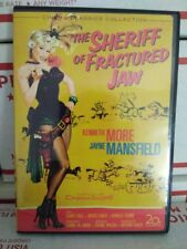 THE SHERIFF OF FRACTURED JAW JAYNE MANSFIELD KENNETH MORE CINEMA CLASSICS DVD
