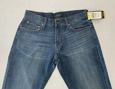 New Men's Lucky Brand 221 Original Straight Fit Jeans Delmont - Various Sizes