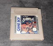 Nintendo Gameboy Spiel Konami The Castlevania Adventure DMG-CV-NOE Game Boy 1991
