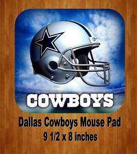 Dallas Cowboys NFL Football Team Mouse Pad Home Or Office
