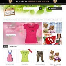 Onlineshop für Trachten, Dirndl und Lederhosen preiswert abzugeben