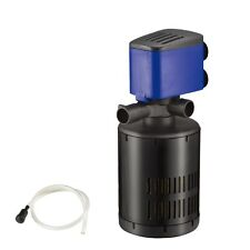 210 Gph 3in1 Submersible Internal Water Pump Aquarium Fish Tank Filter Oxygen