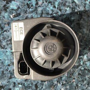 GENUINE BMW X5 E53 MK2 ALARM SIREN HORN A000271